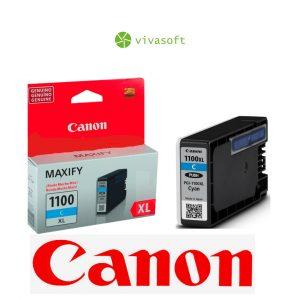 cartucho canon cyan impresora pc bogota maxyfi