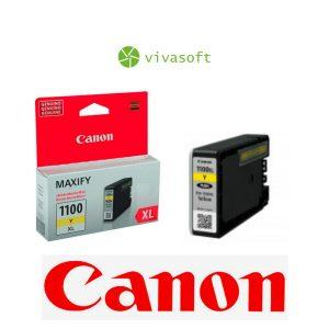 cartucho amarillo para canon en bogota impresoras