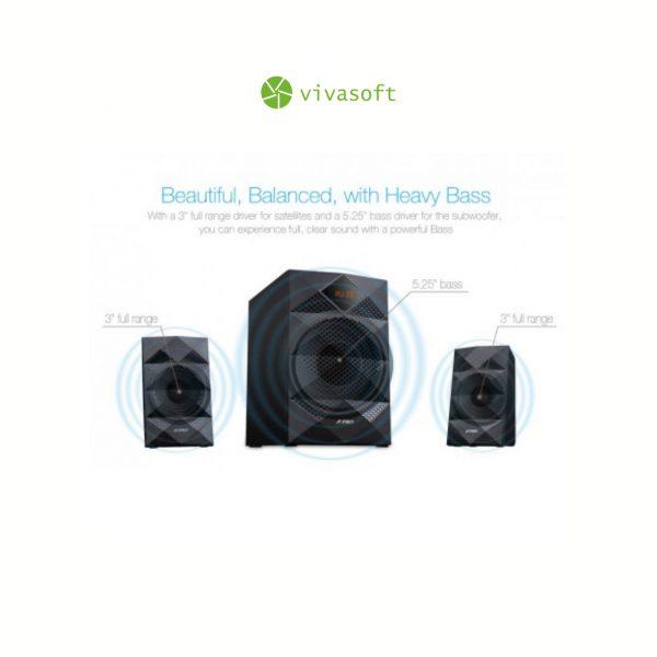 Parlante-2.1-F&D-Con-Bluetooth-Ref.-A180X5