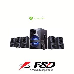 parlante 5.1 bluetooth bogota equipo sonido casa sala