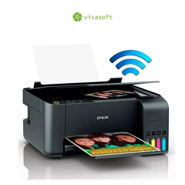 Impresora Epson Multifuncional L3150 venta en bogota