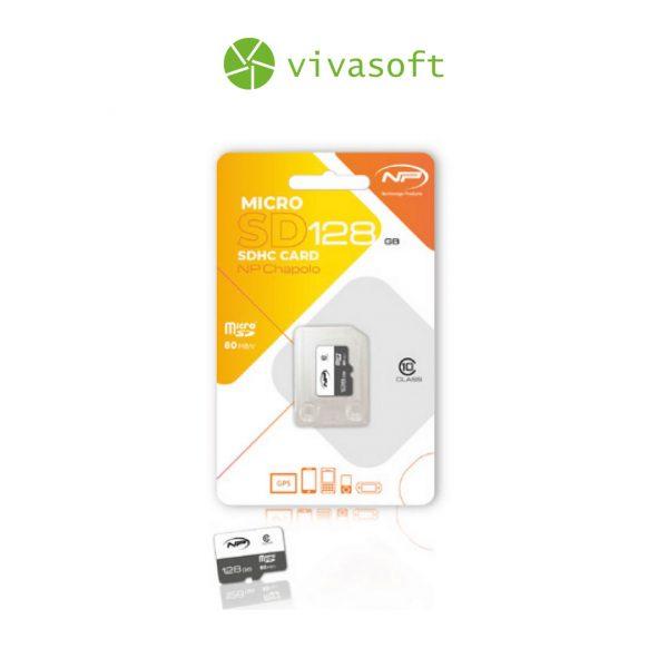 En bogota Memoria Micro SD Newprint 128GB Clase 10