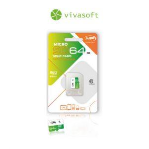 En bogota Memoria Micro SD Newprint 64GB Clase 10