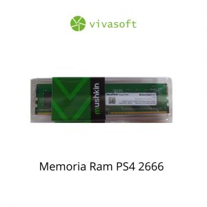 En bogota Memoria Ram Para Pc 4GB PC4 Udimm Mushking Essentials