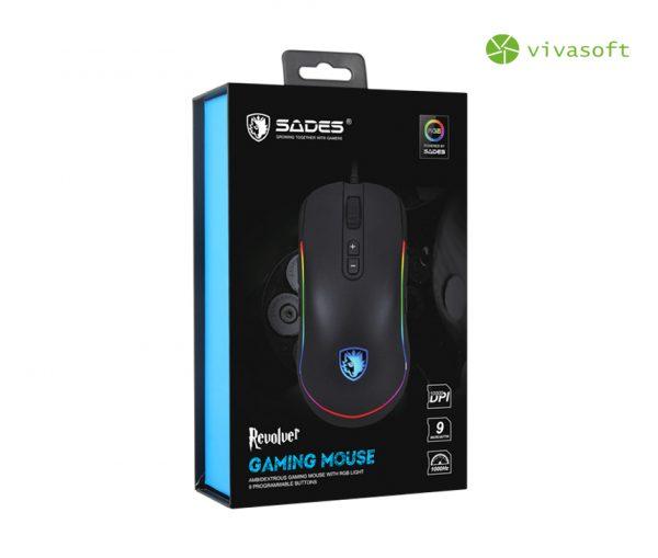 Mouse-Gamer-Sades-Rgb-Ref.-Revolver-venta-bogota